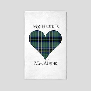 Heart - MacAlpine Area Rug