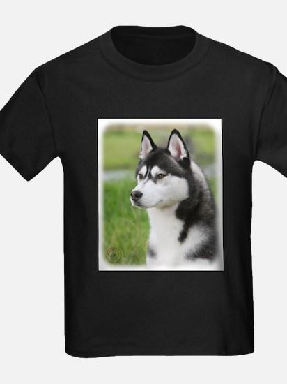 Unique Siberian husky T