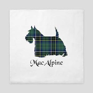Terrier - MacAlpine Queen Duvet