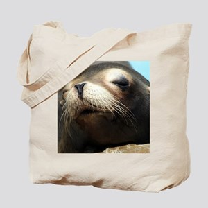 CUTE SEA LION Tote Bag