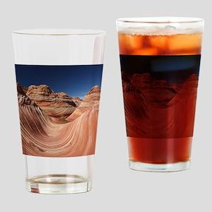 PETRIFIED SAND DUNES Drinking Glass