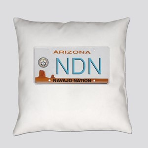 navajo nation ndn Everyday Pillow