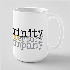 Trinity Rep Color Logo Mugs
