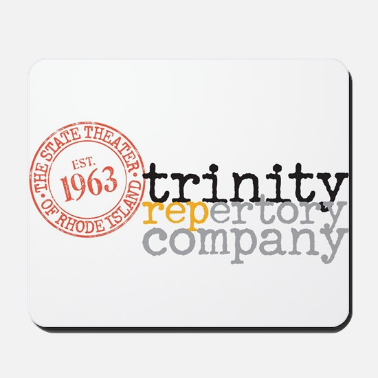 Trinity Rep Color Logo Mousepad
