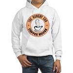 Hungry Ear Coffee House Hoodie Hooded Sweatshirt