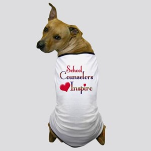 School Counselor Dog T-Shirt
