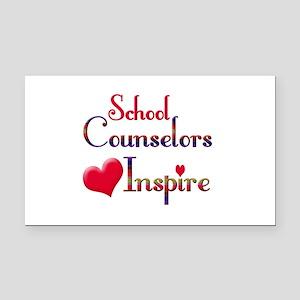 School Counselor Rectangle Car Magnet