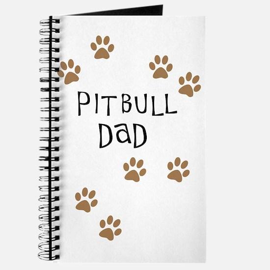 Pitbull Dad Journal