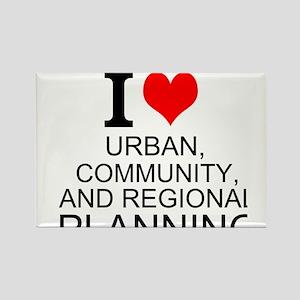 I Love Urban, Community, And Regional Planning Mag