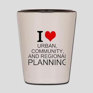 I Love Urban, Community, And Regional Planning Sho