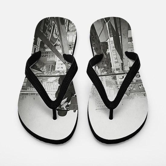 Cute New york Flip Flops