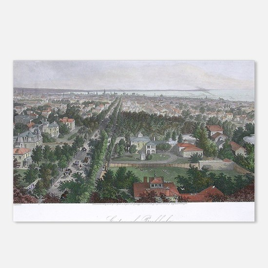 Syracuse ny history Postcards (Package of 8)