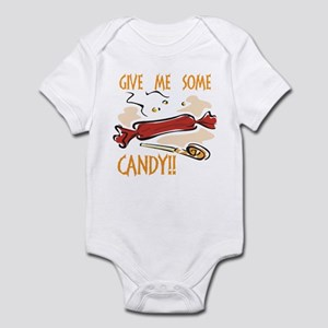 Give Me Some Candy!! Infant Bodysuit