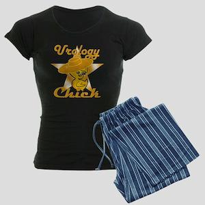 Urology Chick #10 Women's Dark Pajamas