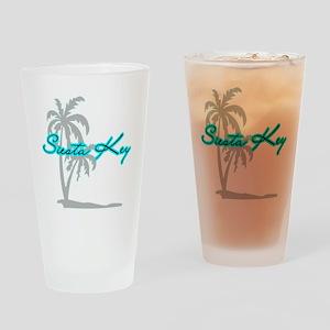 Siesta Key Beach Drinking Glass