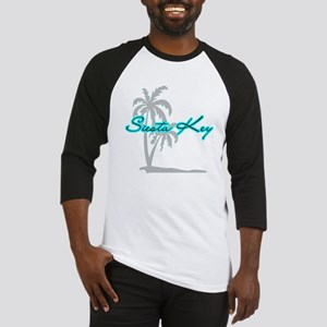 Siesta Key Beach Baseball Jersey