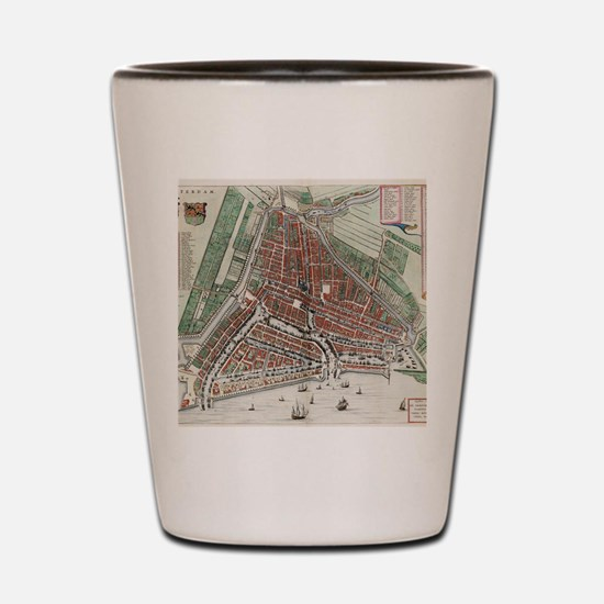 Cute Rotterdam Shot Glass