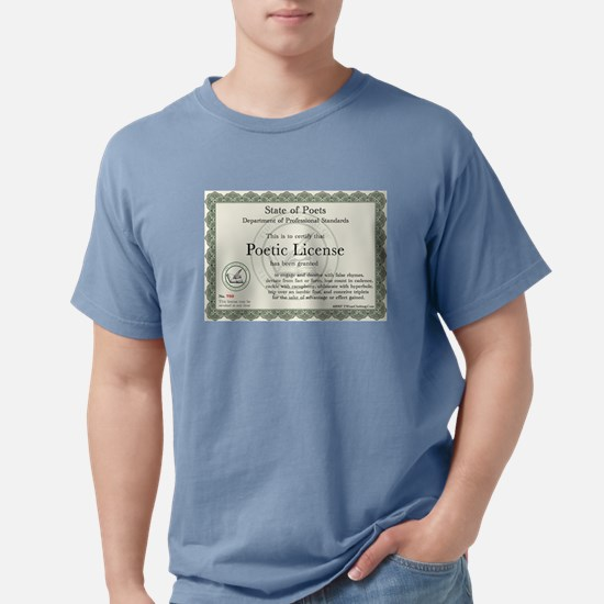 Poetic License T-Shirt