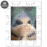 Sparrow Portrait Puzzle
