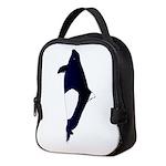 Dall's Porpoise Neoprene Lunch Bag