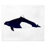 Dall's Porpoise King Duvet