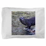 River Otter Pillow Sham