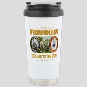 Battle of Franklin (FH2 Stainless Steel Travel Mug
