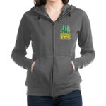 May The Forest Be With You Women's Zip Hoodie