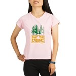 May the Forest Be With You Performance Dry T-Shirt