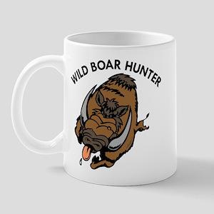 Wild Boar Hunter Mug