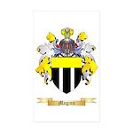 Maginn Sticker (Rectangle 50 pk)