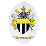 Maginn Oval Ornament