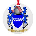 Magill Round Ornament