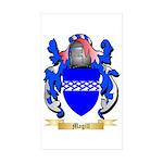 Magill Sticker (Rectangle 50 pk)
