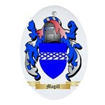 Magill Oval Ornament