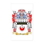 Maggs Sticker (Rectangle 50 pk)