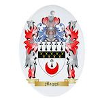 Maggs Oval Ornament
