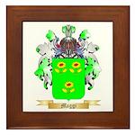 Maggi Framed Tile
