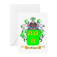 Magg Greeting Card