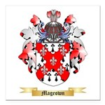 Mageown Square Car Magnet 3