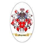 Mageown Sticker (Oval 50 pk)