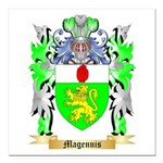 Magennis Square Car Magnet 3