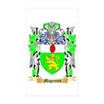 Magennis Sticker (Rectangle 50 pk)