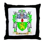 Magennis Throw Pillow