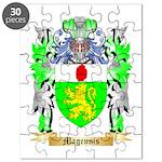Magennis Puzzle