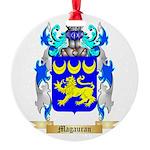 Magauran Round Ornament