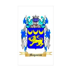 Magauran Sticker (Rectangle 10 pk)