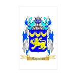 Magauran Sticker (Rectangle 50 pk)
