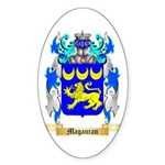 Magauran Sticker (Oval 10 pk)