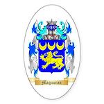 Magauran Sticker (Oval 50 pk)